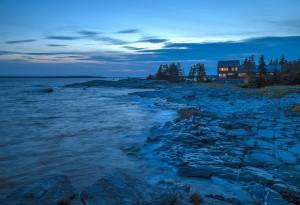 Virginia Burt Designs - Acadia Point (Blandford NS)